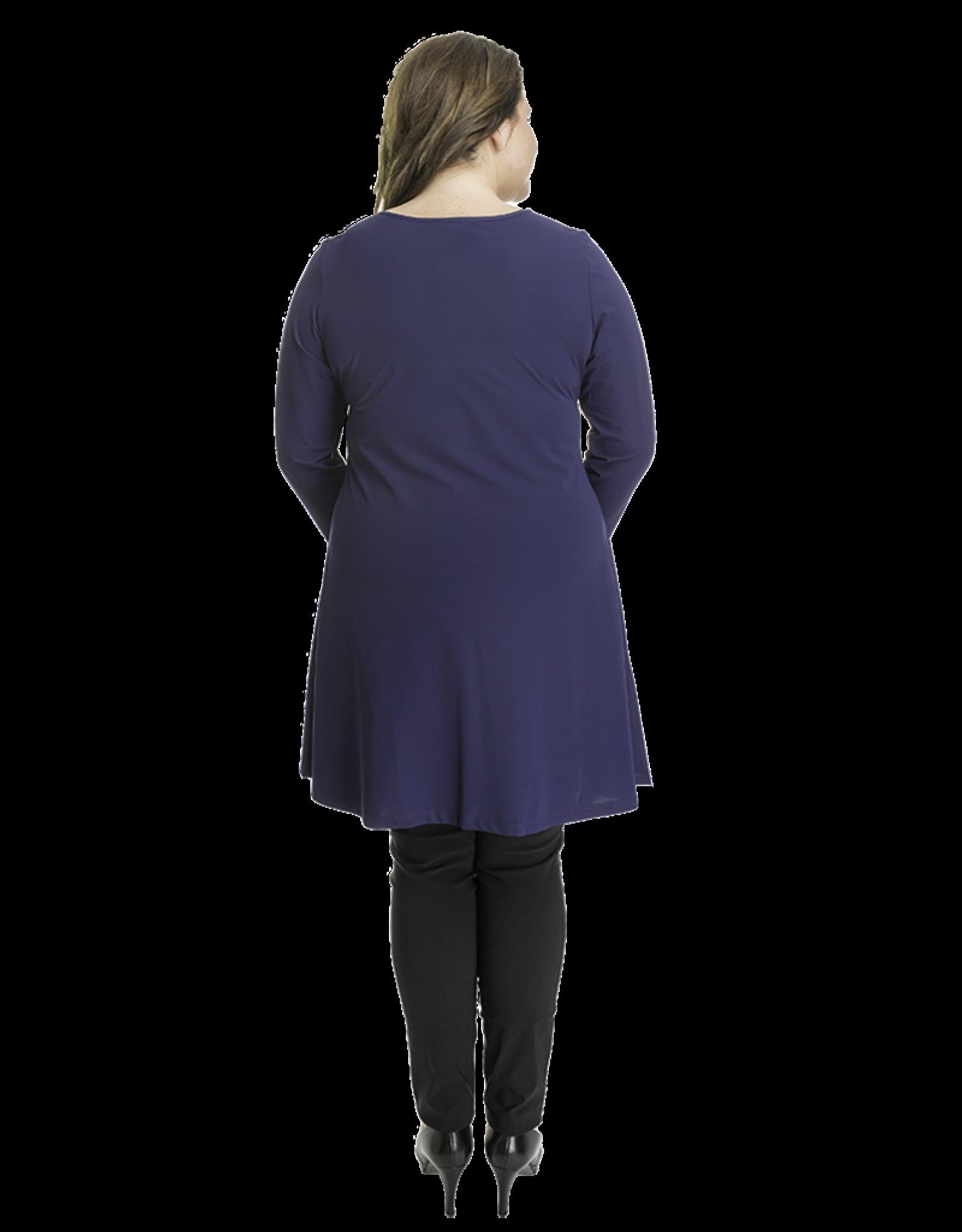 Lovely Dress Tuniek Annabel  Blue Marine