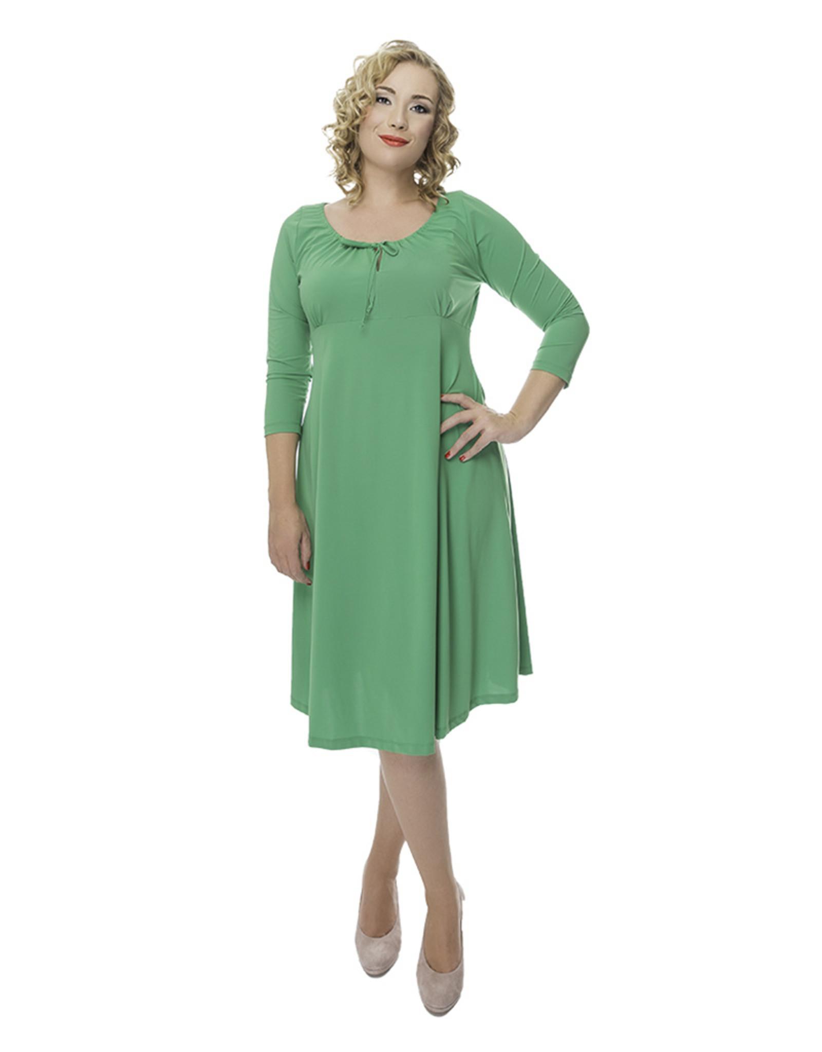 Lovely Dress Jurk Simone Green