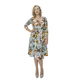 Lovely Dress Simone Flower Lelie