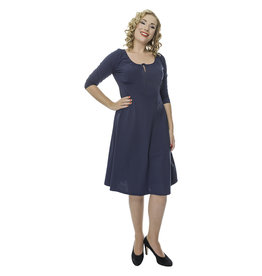 Lovely Dress Simone Blue Denim