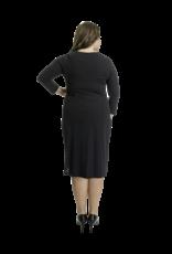 Lovely Dress Jurk Sophie Noir