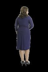 Lovely Dress Jurk Sophie Blue Marine