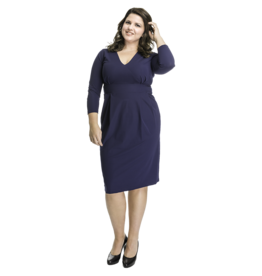 Lovely Dress Sophie - Blue Marine