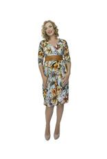 Lovely Dress Jurk Sophie dessin Flower Lelie