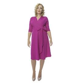 Lovely Dress Sandra Ciclamino