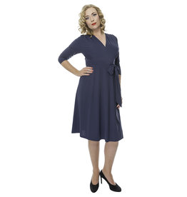 Lovely Dress Sandra Blue Denim
