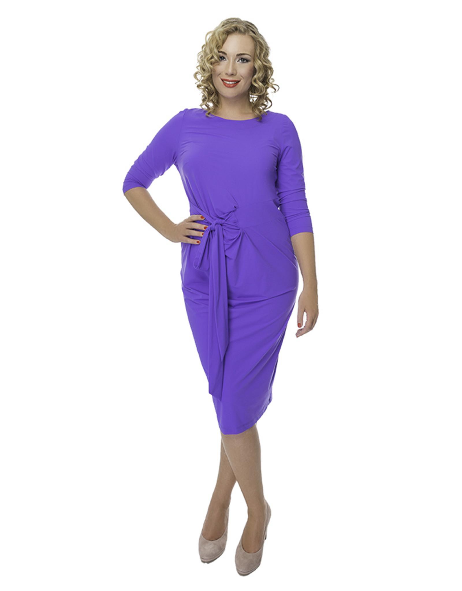 Lovely Dress Jurk Helen Violet