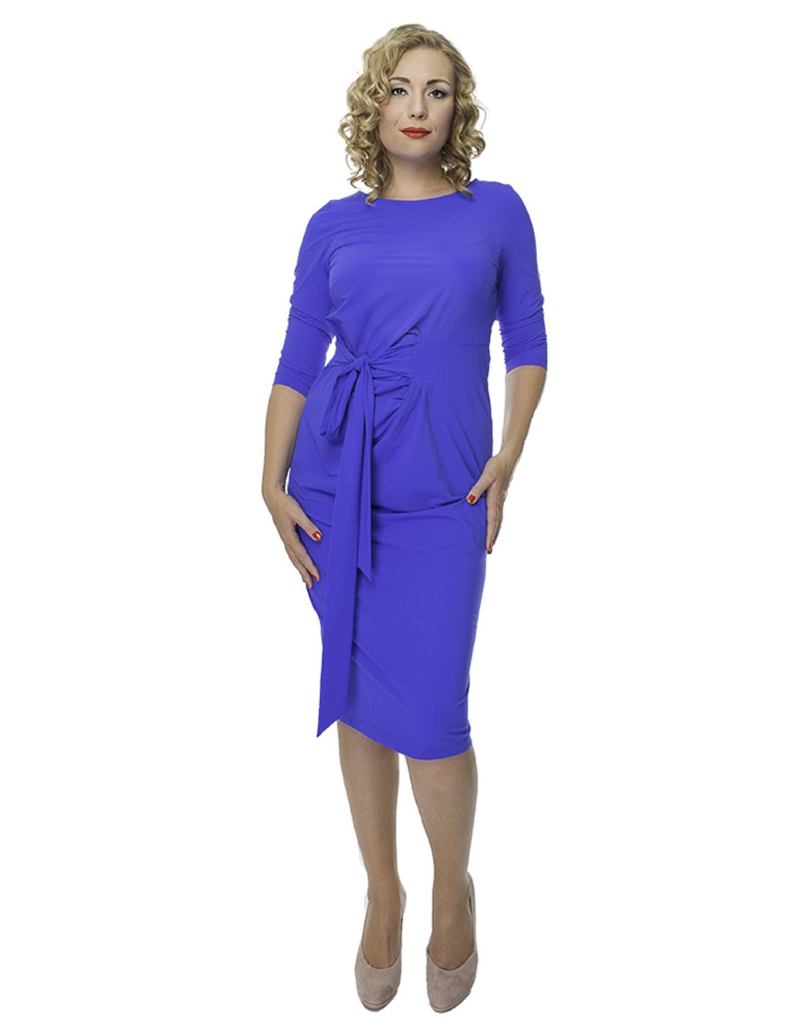 Lovely Dress Jurk Helen Royal
