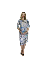 Lovely Dress Jurk Helen dessin Animal Fish