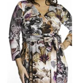 Lovely Dress Caroline Flower