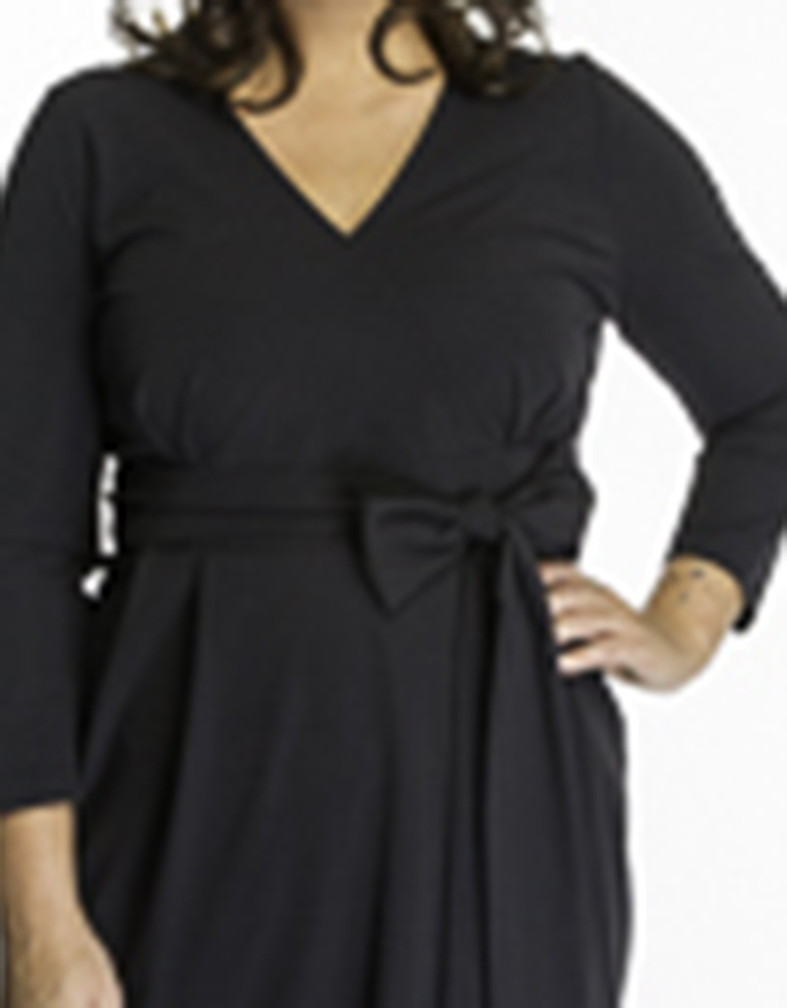 Lovely Dress Ceintuur Caroline Noir