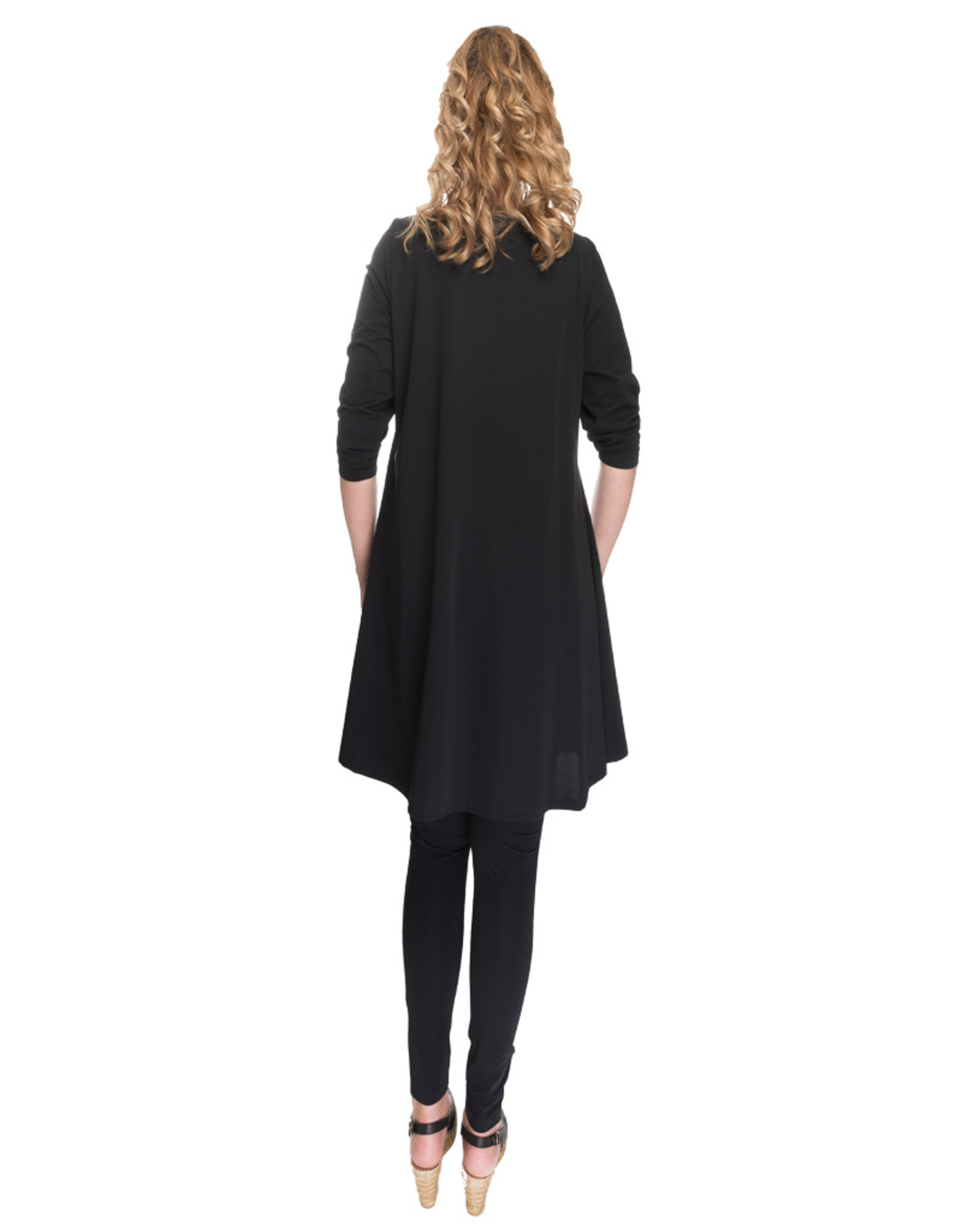 Lovely Dress Blazer Betty Noir