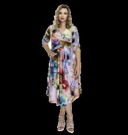 Lovely Dress Saskia Flower