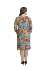 Lovely Dress Jurk Halina dessin Animal Autumn