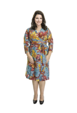 Lovely Dress Jurk Sandra dessin Animal Autumn
