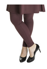 Lovely Dress Legging Laura Rosso Vino
