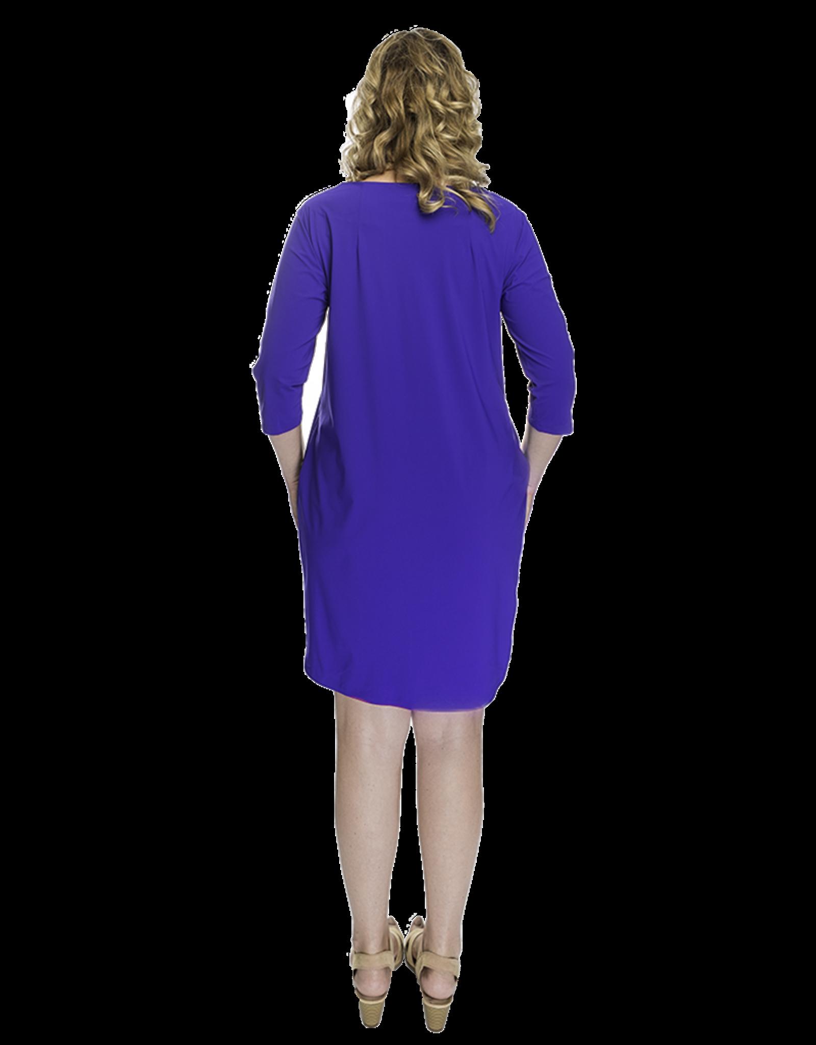 Lovely Dress Jurk Hetty Kobalt