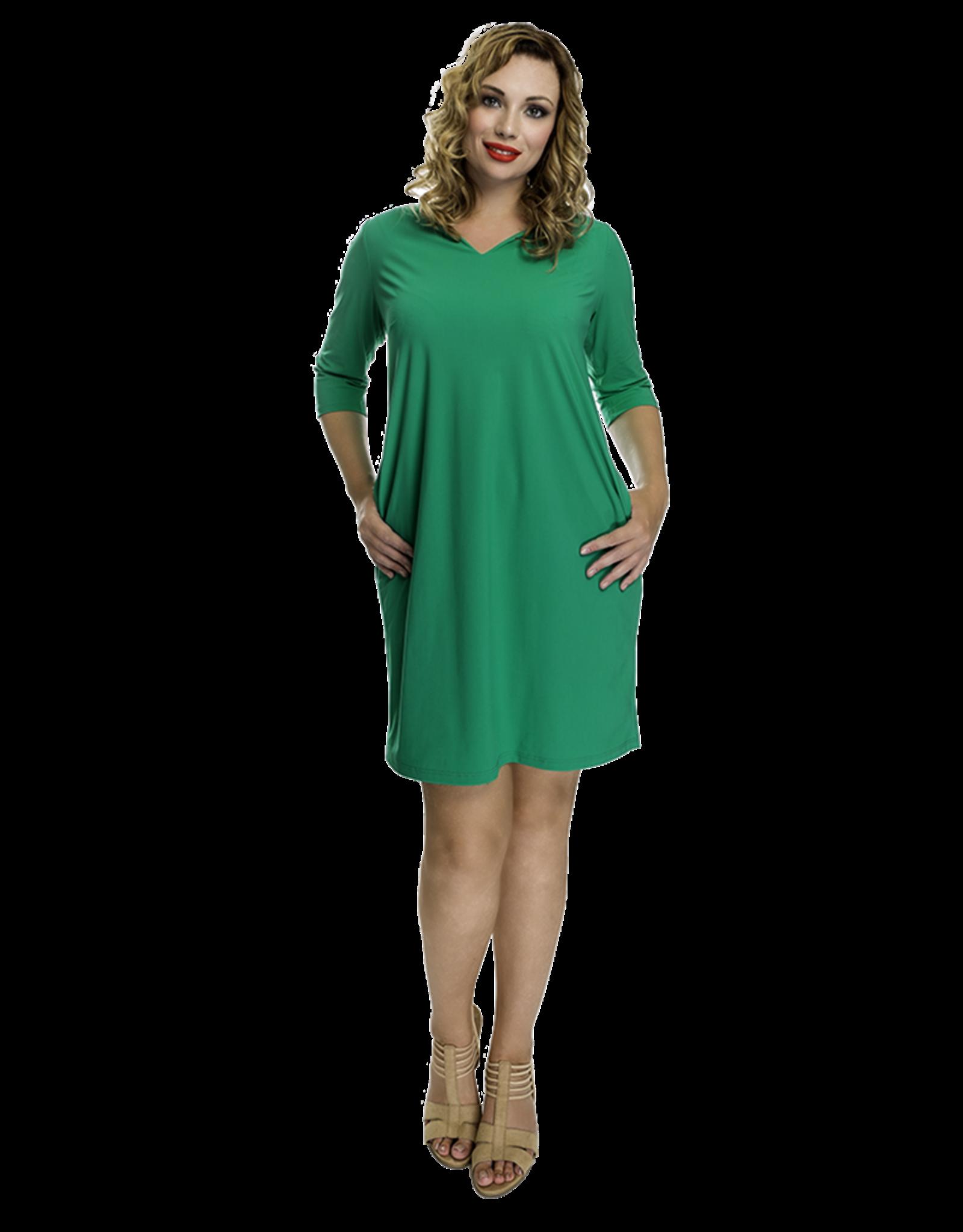 Lovely Dress Jurk Hetty Green