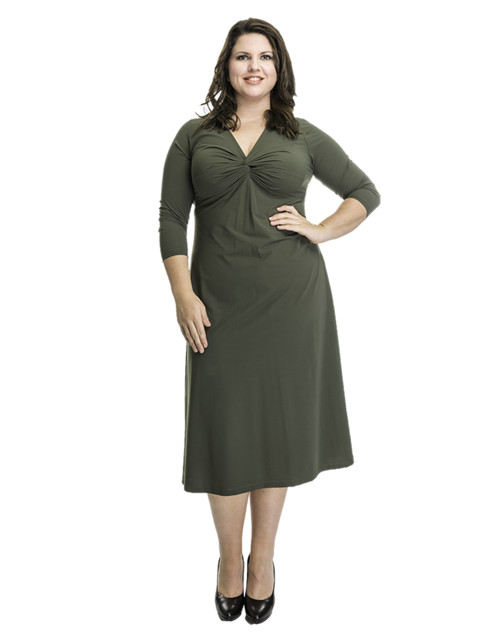 Lovely Dress Jurk Silvia Jungle