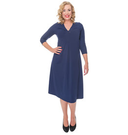 Lovely Dress Silvia Blue Marine
