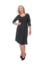 Lovely Dress Jurk Sonja Noir