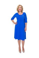 Lovely Dress Jurk Sonja Royal