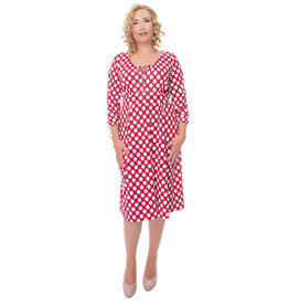 Lovely Dress Sonja Dot Red