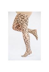 Pamela Mann Panty 30 den Leopard naturel