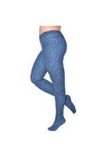 Pamela Mann Panty 50 den Leopard blue