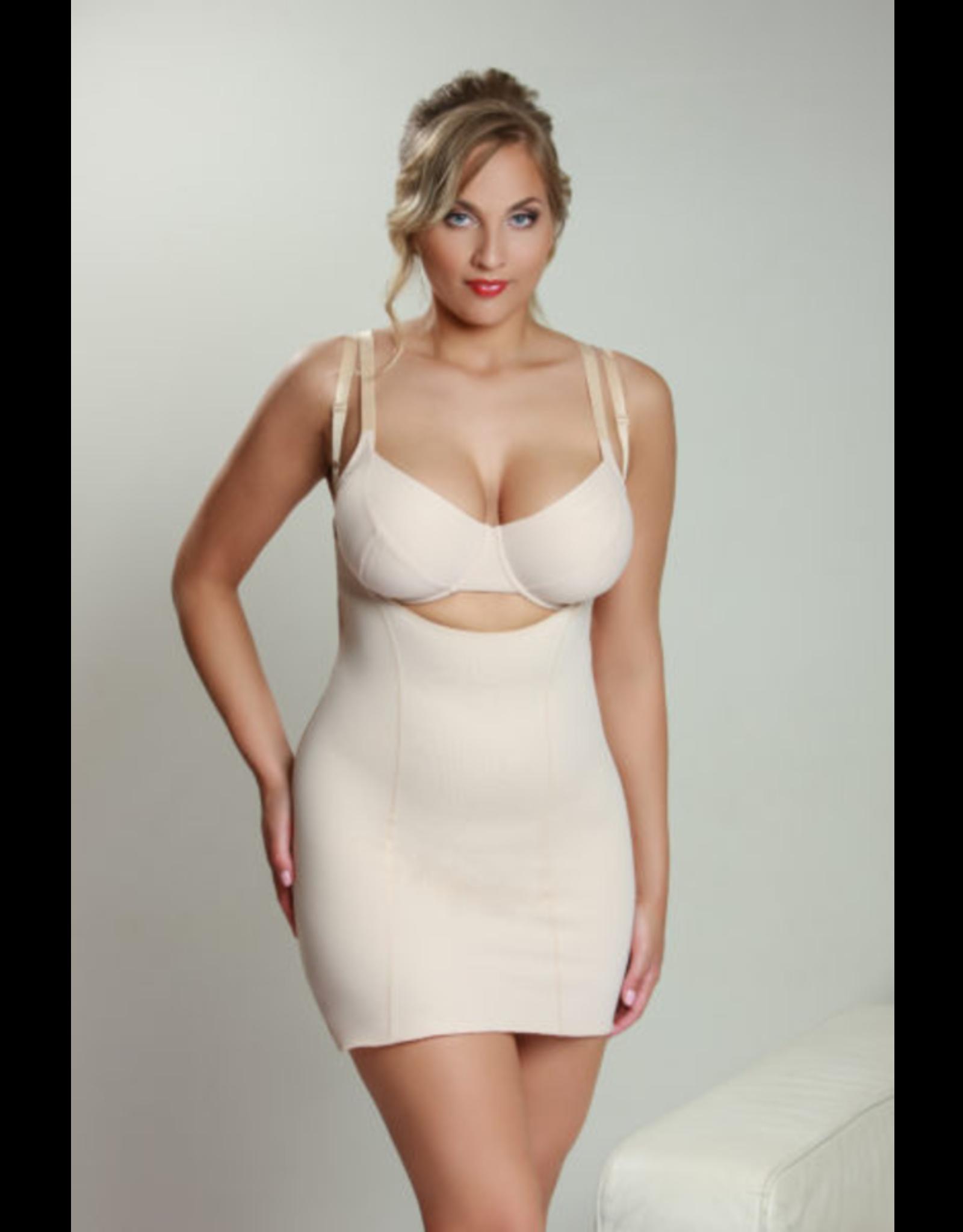 Plaisir Corrigerende hemd-jurk