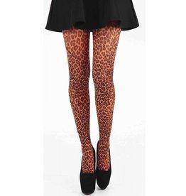 Pamela Mann Panty 50 den Leopard Rust