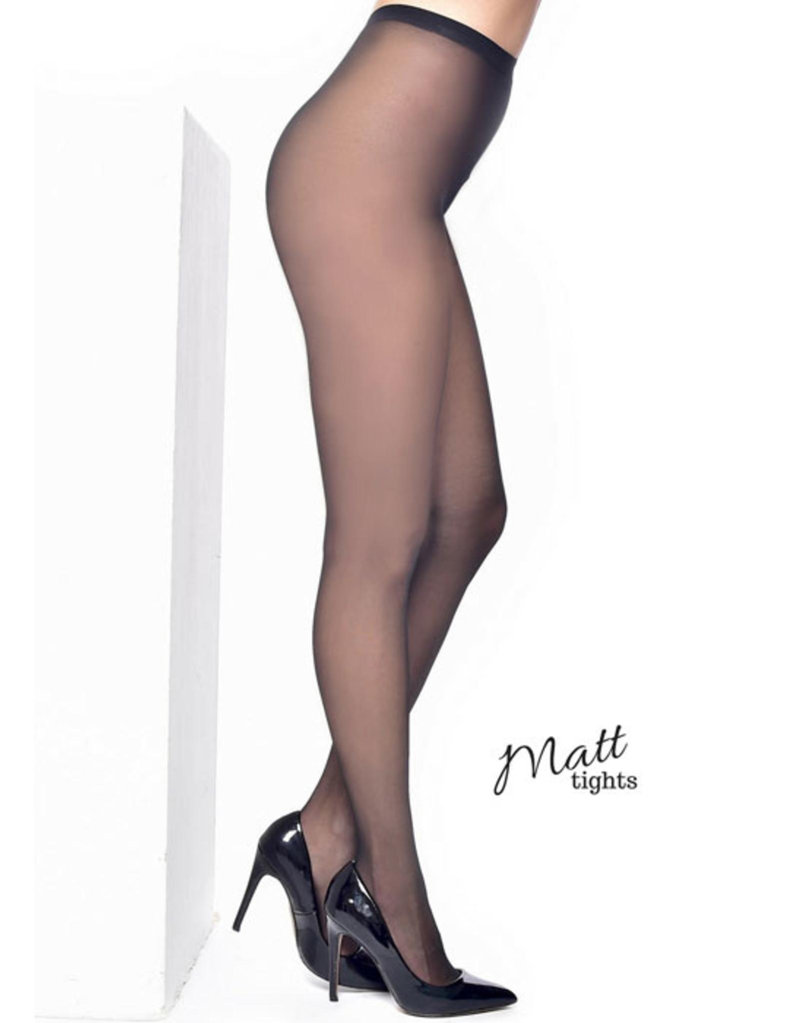 Pamela Mann Panty 15 den Sheer luxury Matt black
