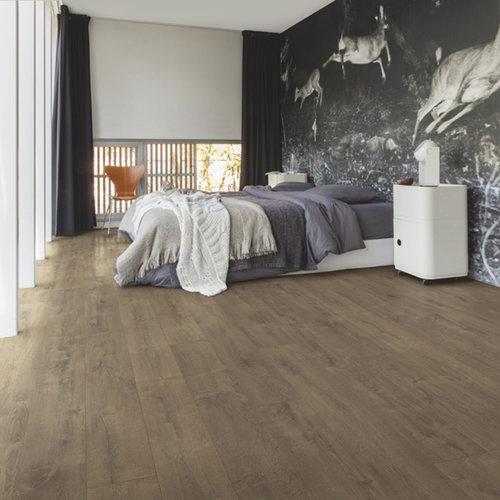 Quick-Step vloeren Balance Click+ Fluweel Eik Bruin BACP40160