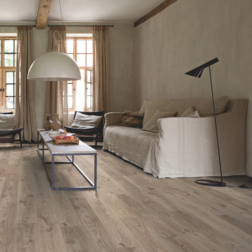 Quick-Step vloeren Balance Click+ Cottage Eik Grijsbruin BACP40026