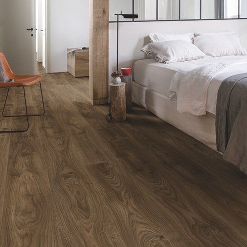 Quick-Step vloeren Balance Click+ Cottage Eik Donkerbruin BACP40027