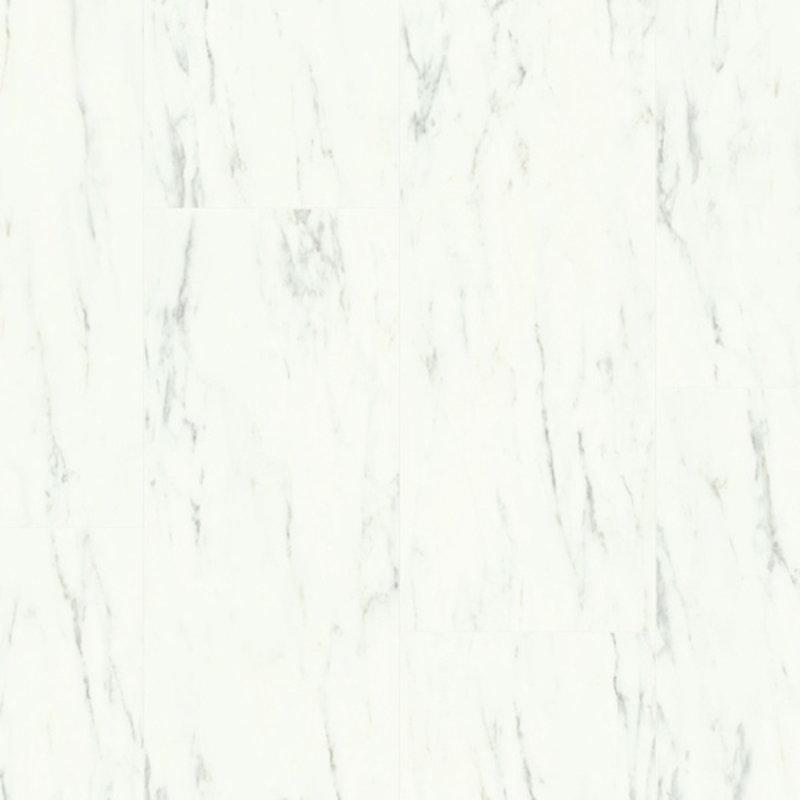 Ambient Click+ Carrara  Marmer Wit  AMCP40136