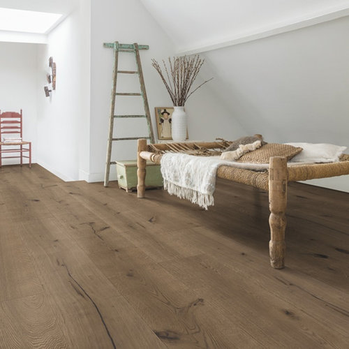 Quick-Step  Massimo Donkere Chocolade Eik Geolied Extra Mat MAS3564S