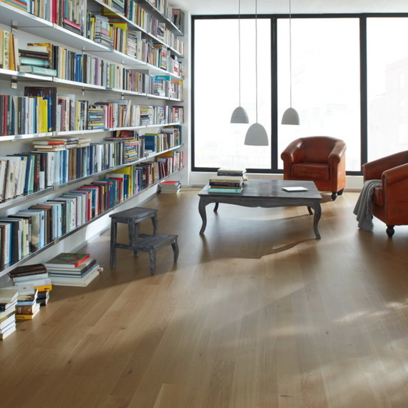 Cleverpark Oak Grano Stained Mat Lacquered 10018178