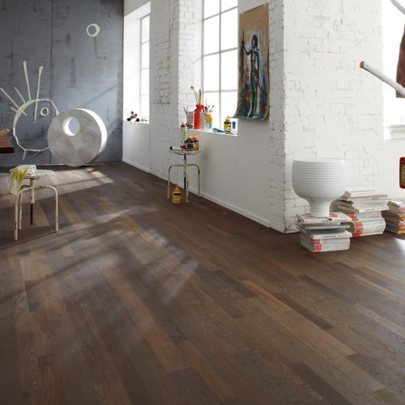Casapark 181 Oak Smoked Farina Stained Natural Oiled 10117692