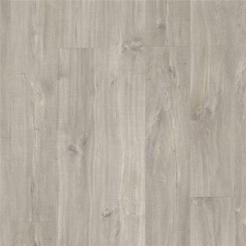 Alpha Vinyl Small Planks Canyon Eik Grijs Met Zaagsnede AVSP40030