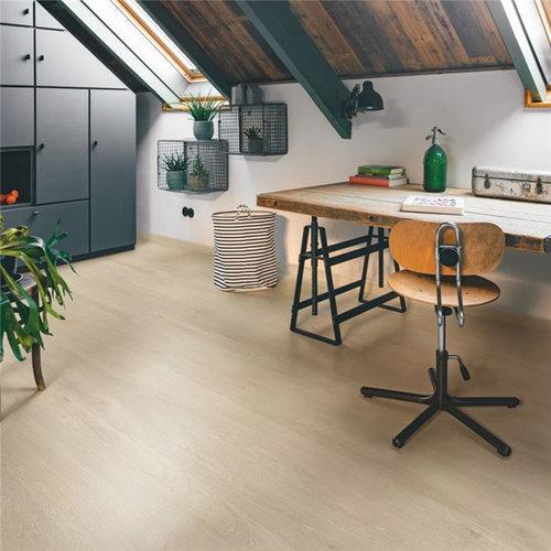 Quick-Step  Alpha Vinyl Medium Planks Zeebries Eik Beige AVMP40080