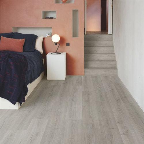 Quickstep Alpha Vinyl Medium Planks Botanisch Grijs AVMP40237