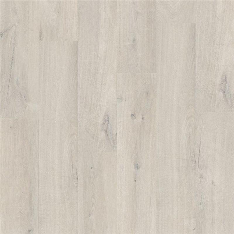 Alpha Vinyl Medium Planks Katoen Eik Wit Blos AVMP40200