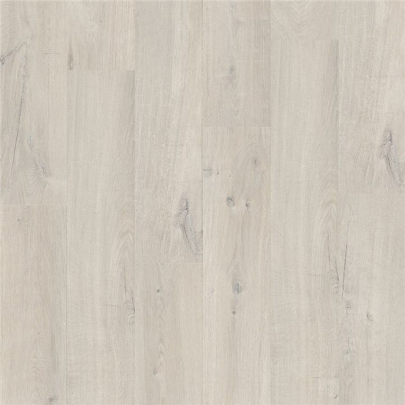 Alpha Vinyl Medium Planks Katoen Eik Wit Blos AVMP40200
