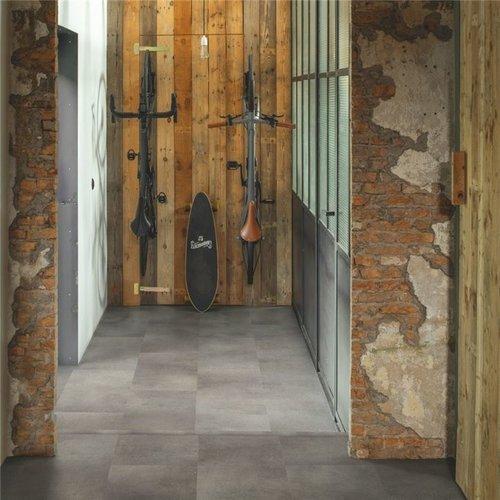Quick-Step  Alpha Vinyl Tiles Beton Rots AVST40234