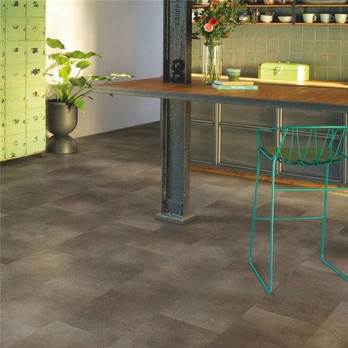 Quick-Step  Alpha Vinyl Tiles Geoxideerde Rots AVST40235