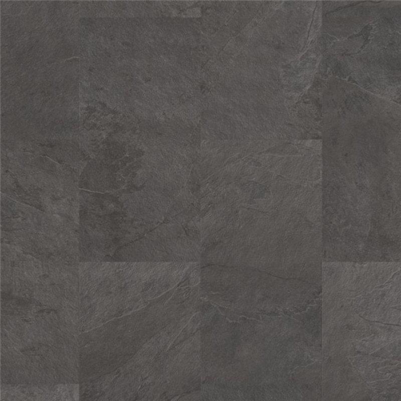Alpha Vinyl Tiles Leisteen Zwart AVST40035