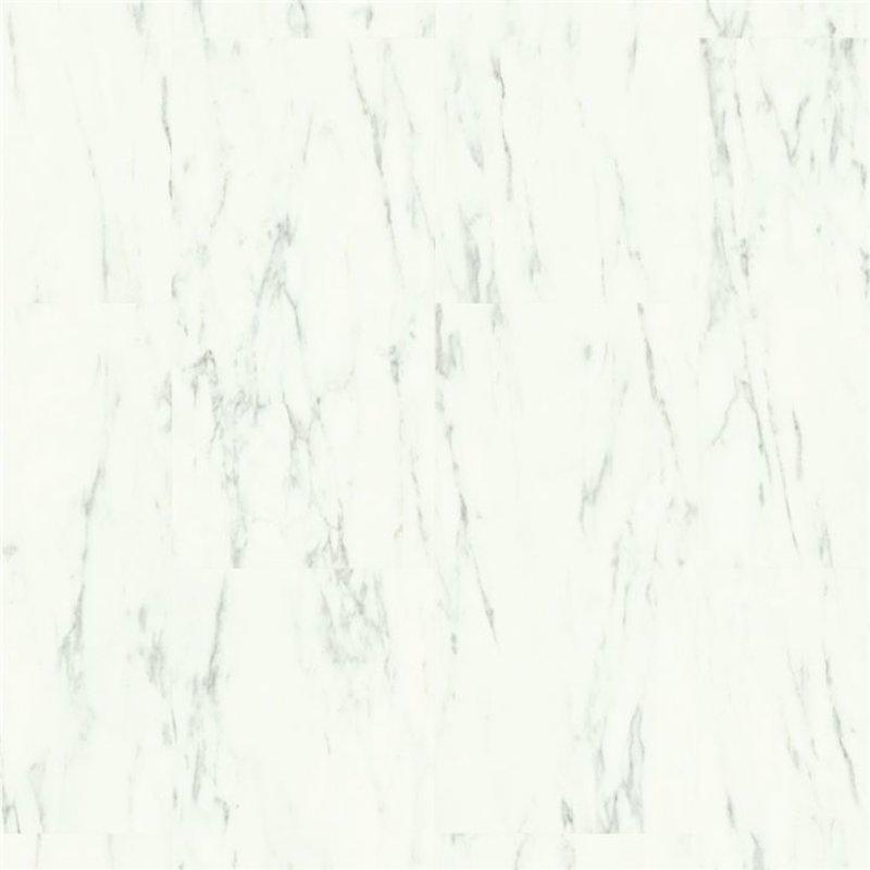 Alpha Vinyl Tiles Carrara  Marmer Wit  AVST40136