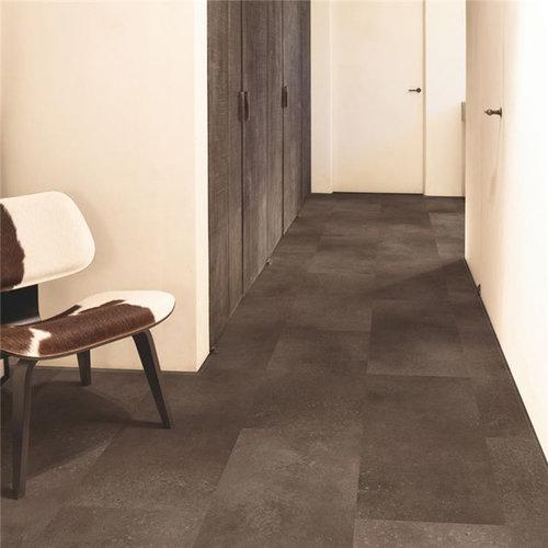 Quick-Step  Alpha Vinyl Tiles Kaneel Rots AVST40233