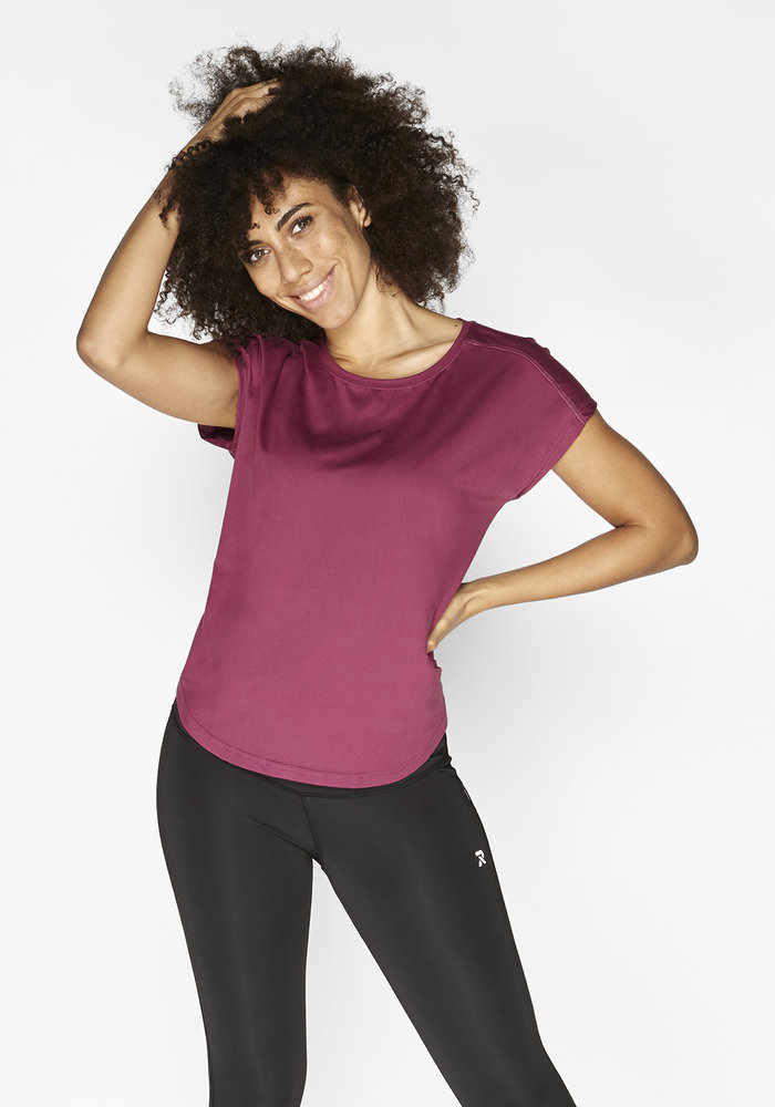Redmax Women's sports top Dry-Cool - sustainable
